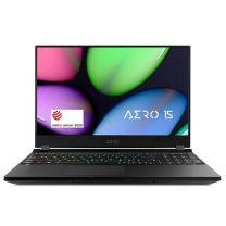 "Gigabyte AERO 15,15.6"" 144Hz, i7-10750H, 16GB DDR4, 512GB SSD, GeForce RTX2070 8GB, Windows 10 Home Gaming Laptop"