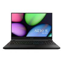 "Gigabyte AERO 15 Gaming Lapotp ,15.6"" 4K OLED,  i7-10875H, 16GB DDR4, 512GB SSD, RTX2060, Windows 10 Pro"