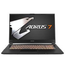 "Gigabyte AORUS 7,17.3"" FHD 144Hz/i7-10750H/16GB RAM/512GB SSD/RTX2060/W10H Gaming Laptop"