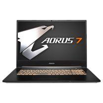 "Gigabyte AORUS 7,17.3""FHD 144Hz/i7-9750H/16GB RAM/512GB SSD/GTX1660Ti/W10H"