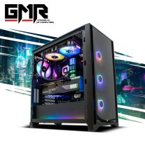 GMR Dominator 3090 Gaming PC - Ryzen 9 - 5950X, 32GB DDR4 RAM, RTX3090 24GB, 1TB NVMe, 1300W Platinum, Windows 10