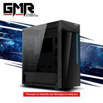 GMR Eclipse 1050 Ti Gaming PC -  Intel I5-10400F, 16GB, GTX1050 Ti, 500GB NVMe SSD, 600W, Windows 10