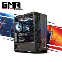 GMR Forge 3060 Ti Gaming PC - AMD Ryzen 5 5600x, 16GB RAM, RTX 3060 Ti 8GB, 500GB NVMe SSD, 750W, Windows 10