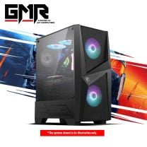 GMR Forge 3060 Gaming PC - AMD Ryzen 5 5600X, 16GB DDR4 3200, RTX 3060 12GB, 500GB NVMe SSD, Windows 10