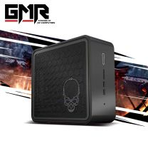 GMR Ghost i9 Gaming NUC - Intel i9 9980HK, 32GB RAM, 1TB NVME, RTX 2060 6GB, Windows 10 Pro