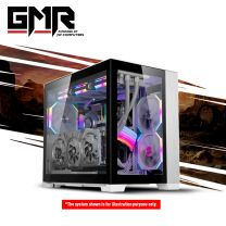 GMR Gundam AMD Gaming PC - AMD Ryzen 7 5800x, 16GB DDR4 RGB, RTX3080 10GB, 500GB NVMe, 850W Gold, Windows 10