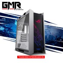 GMR Gundam Intel Gaming PC - Intel i9-11900K, 32GB DDR4 RGB, RTX3080 10GB, 1TB NVMe, 850W Gold, Windows 10