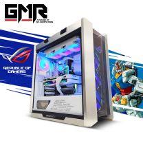GMR Gundam Intel Gaming PC - Intel i9-11900K, 32GB DDR4 RGB, RTX3080 10GB, 1TB NVMe, 850W Gold, Windows 10