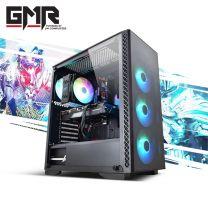 GMR Helios 5600 XT Gaming PC - Intel Core i5, 6GB Radeon 5600XT, 500GB nVME SSD + 2TB HDD, 16GB RAM, Windows 10