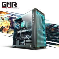 GMR Infinity 5600XT Gaming PC - AMD Ryzen 3500X, 16GB DDR 4 3200 RAM, 6GB AMD Radeon 5600 XT, 500GB nVME SSD, Win 10