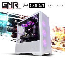 GMR Lancool 5700 XT Gaming PC - 10th Gen Intel Core i5, 16GB RAM, 8GB Radeon 5700 XT, 500GN nVME + 2TB HDD, Windows 10