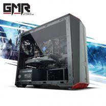 GMR Master 570 Gaming PC - Intel i3 10100, 500GB SSD, 8GB RAM, Radeon RX570 8GB, Windows 10