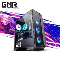 GMR Phoenix 1660 Super Gaming PC - AMD Ryzen 5, 16GB DDR RAM, 500GB nVME SSD, 6GB GTX 1660 Super, windows 10