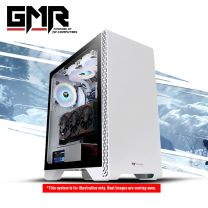 GMR Snow 6800 Gaming PC - Intel i7 10700F, 32GB DDR4, RX6800 16GB, 1TB nVME, 1050W Platinum, Windows 10