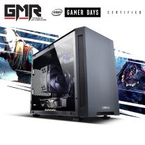 GMR Stealth 1660 Super Gaming PC - 10th Gen Intel Core i5, 1TB nVME SSD, 16GB DDR4-3200 RAM, 6GB GTX 1660 Super, Windows 10