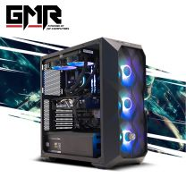 GMR Void 2060 Gaming PC - AMD Ryzen 5 5600X, 16GB RAM, RTX2060 6GB, 500GB NVMe SSD, 750W, Windows 10