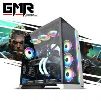 GMR Crusader 3080 Gaming PC - Intel i9-10850K, 32GB DDR4 RAM, 10GB nVidia RTX 3080, 1TB nVme SSD, 360mm AIO Water Cooling, Windows 10