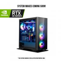 Prebuilt GMR Matrexx 3070 Gaming PC - AMD Ryzen 5 - 5600X, 16GB RAM, RTX3070 8GB, 500GB nVME, 750W Gold, Windows 10