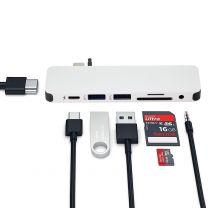 HyperDrive Solo 7-in-1 USB-C Hub - Silver