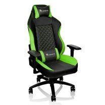 Thermaltake GTC500 Black/Green Comfort Series Gaming Chair