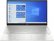"HP Pavilion 15-eg0501TX Notebook 15.6"" Full HD i7-1165G7, 16GB RAM, 512GB SSD, GeForce MX450 Windows 10 Home Silver"