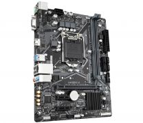 Gigabyte H410M H Motherboard, 10th Gen Intel Core