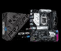 AsRock H570M Pro4 LGA 1200 Micro-ATX Motherboard