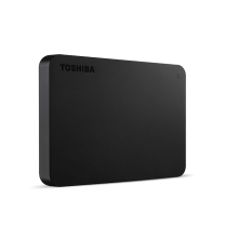 "Toshiba 4TB Canvio Basics 2.5"" USB 3.0 Portable Hard Drive - Black"