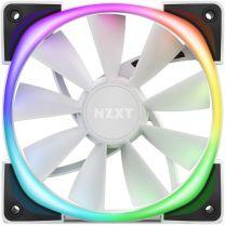 NZXT Aer RGB 2 120mm Single Case Fan - White