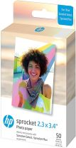 HP Sprocket Select 50 Pack 2.3x3.4 Photo Paper