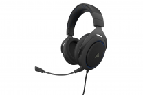 Corsair HS50 PRO Stereo Gaming Headset - Blue