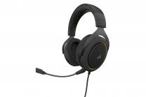 Corsair HS60 PRO Surround Gaming Headset - Yellow