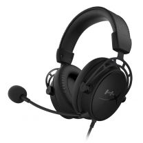 Kingston HyperX AlphaS 7.1 Surround Sound USB Gaming Headset - Black