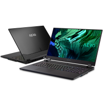 "Gigabyte AERO 17, 17.3"" UHD, 11th Gen Intel Core i7-11800H, 32GB RAM, 1TB SSD, RTX3080Q, Windows 10 Pro"