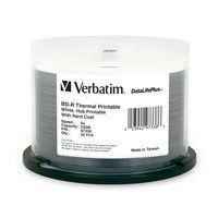 Verbatim Blank Blu-Ray Disc BD-R 25GB 50 pc(s)