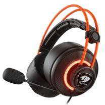 Cougar Immersa Pro Prix 7.1 Virtual Surround Sound RGB USB Gaming Headset