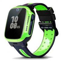 imoo Z2 Kids Waterproof Watch Phone 4G with Video & Call - Hijau Apel