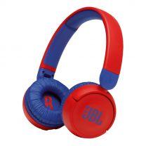 JBL JR310BT Kids Wireless On-Ear Headphones - Red / Blue