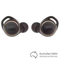 JBL Live 300 TWS True Wireless In-Ear Headphones - Black