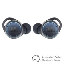 JBL Live 300 TWS True Wireless In-Ear Headphones - Blue
