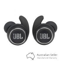 JBL Reflect Mini Noise Cancelling TWS Sport In-Ear Wireless Headphones - Black