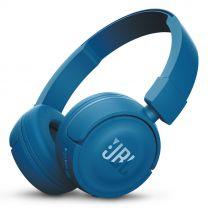 JBL T450BT Wireless On-Ear Headphones - Blue