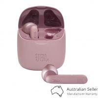 JBL TUNE 225TWS True Wireless Earbud In-Ear Headphones - Pink