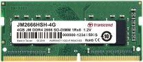 Transcend 4GB DDR4-2666 SODIMM RAM Memory