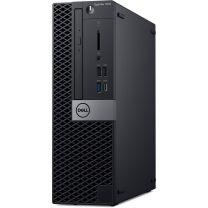 Dell OptiPlex 7070 Small Form Factor i7-9700, 8GB RAM, 256GB SSD, Windows 10 Professional