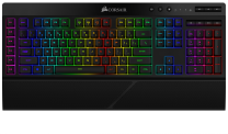 Corsair K57 RGB Wireless Keyboard - Black