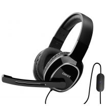 Edifier K815 Wired USB Educational Gaming Headset Head-band With Microphone - Black