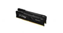 Kingston 32GB (2x16GB) DDR4-2666 Fury Beast--Black