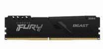 Kingston 16GB (2x8GB) DDR4-3200 Fury Beast--Black