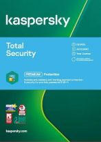 Kaspersky Total Security 1 Device 1-Year AntiVirus Software